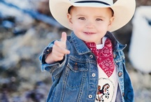 Western/Country Facebook Kids that enjoy our products / These are little customers that enjoy Western Border Products.