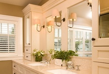 bathroom envy / by Beth Briggs