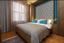 INTERIORS* hotels -hotel rooms -lobbies / Hotel/Hotel room