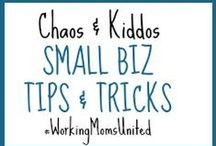 C&K Small Business Tips & Tricks / Marketing, organizational and sales strategy for small business owners. Tips and tricks include social media best practices, must-have small business products, and time management and workflow efficiency. If you'd like to join the board and have useful information to share, send an email request for an invitation to blevins.katy@gmail.com.  / by Chaos & Kiddos
