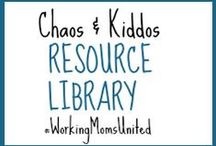C&K Parenting Resource Library / A resource library offering encouragement in purposeful parenting, tips and tricks, life knowledge and teachable moments, and behavioral/discipline techniques so life can be more manageable as a working mom. If you'd like to join the board and pin, please email blevins.katy@gmail.com with an invitation request. This is a community effort to develop a resource library for us all to share and encourage. Happy parenting! www.chaosandkiddos.com