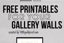 Printables / by Trista
