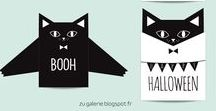 Halloween Crafts / Easy and fun halloween crafts for kids.
