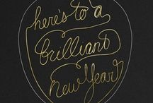 •New YEAR new START• / by Trista