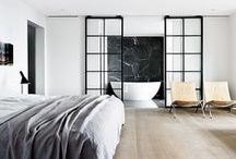 INTERIORS | Contemporary sophisticated / #high end #contemporary #sophisticated #urban #class #sleek #interiors / by Eleni | My Paradissi
