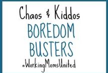 C&K Kid Crafts, Activities and Boredom Busters / A collection of family-friendly activities, kid's crafts and other DIY projects for your children. Games, art projects, family outings and other similar fun are featured. Projects simple enough for every busy mom to manage in a jam-packed schedule.