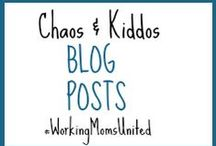 C&K Blog Posts / Home base for all Chaos & Kiddos blog posts. Learn how to make life more manageable as a working mom. Easy recipes for quick dinners, purposeful parenting, small business tips for working parents, social media best practices and more! Bloggers, entrepreneurs and working parents from all walks of life welcome! www.chaosandkiddos.com