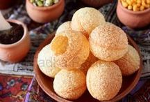 Food ~ Indian Chaat | Snacks | Nibbles | Light Bites | Chai Time Snacks / by N S
