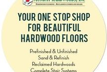 Our Exciting Flooring Brands! / On this enriching board you will find a wide variety of the flooring brands that we carry and the beautiful products that they offer. Munday Hardwoods is dedicated to bringing you the best flooring brands and styles. All of these are available at Munday Hardwoods, Inc.
