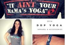 DDP YOGA Gear / A Collection of Inspiring Fitness Fashion