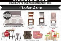 BLACK FRIDAY 2016 HOME DEALS / Four days to save are better than one at Furniture Row's Black Fourday Sale! Shop in store and online from Black Friday through Cyber Monday with discounts, coupons, and doorbusters at every store from 11/25/16-11/28/16. www.FurnitureRow.com