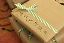 Gifts Ideas / by Jenn Elise