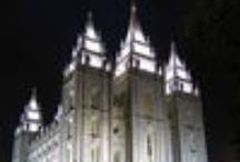 Churchy / I belong to the church of Jesus Christ of Latter Day Saints / by Rachel Clark