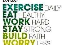 Healthy Living / by Dagny K.