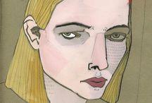 Image, Illustration / by MJ. Lee