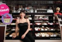 Vegan Businesses / Vegan related businesses, services, and projects. / by The Vegan Woman