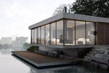 Modern Homes / Homes, Architecture, Renders / by Mau Nuncio
