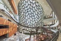 Future Interiors / Future Architecture - Interior Renders - Visualization - Interiorism - 3D Architecture / by Mau Nuncio