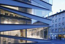 Modern Architecture / Modern architecture - Architecture under construction - Renders - Visual / by Mau Nuncio