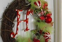 DIY Wreaths / by Brooke Willis
