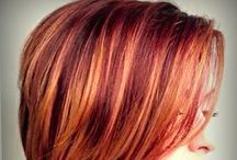 Hair Color / by Strands Salon