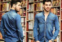 Men's Style + Denim / New Board - Denim Style / by Mau Nuncio