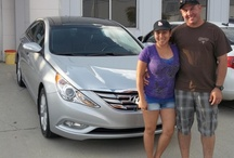 Happy Customers!! Welcome to the Hyundai of Slidell Family