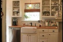 Kitchens! / by Courtney Knight