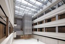 Modern Interiors / Modern Architecture - Interiors - Build Commercial, Residencial buildings / by Mau Nuncio