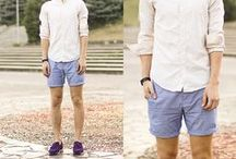 Men´s Fashion / Spring - Summer Clothes / by - FransGglez -