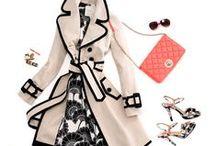 Jacket & Coat Ideas / by Ashley Thomas