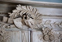 Decoratively Carved