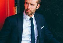 Men's Style + Suit / Men's Fashion - Suits, blazers & Ties / by Mau Nuncio