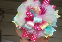 Bows and more / by Trena Wolfe