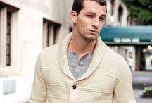 Men's Style + Sweater / Men's Style Fashion - Sweaters / by Mau Nuncio