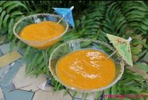 Mango Recipes / Recipes from Miami all about mangoes. Our backyard mango tree inspires new recipes every year. From sweet treats to tropical savory recipes.