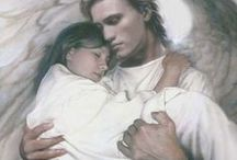 ~✿Psalm 91:11✿~ / He will give His angels charge over you to accompany and defend and preserve you in all your ways