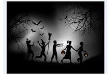 ~All Hallow's Eve~ / BOO / by Teresa....a seeker