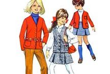 1960's Simplicity Patterns / by Helen Michael