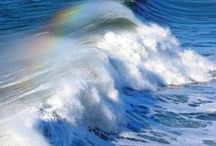 Waves wash over me... / serenity / by Teresa....a seeker