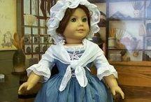 american girl doll Felicity 2 / by Helen Michael