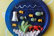 Snacks, Fun Ideas, Food Tips / by Thuy Smith Outreach International