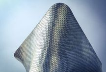 FutureCity - Mexico / Modern Architecture in Mexico  / by Mau Nuncio