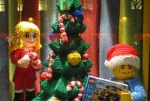 Love of LEGO - X-mas / by Ashley Thomas