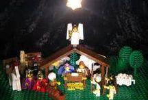 Love of LEGO - Nativity ideas / by Ashley Thomas