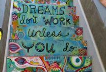 Art that makes me happy! / by Ashley Thomas