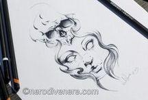 sketch / Sketch disegni matita