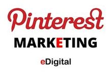 PINTEREST MARKETING by eDigital / Learn Pinterest Marketing with these essential Pinterest Pins and Infographics. We include the latest Pinterest tips, infographics, tricks, hacks, ideas, advice, guidance, support and help. www.edigitalagency.com.au. Become a contributor of this board by contacting us: http://www.edigitalagency.com.au/contact/