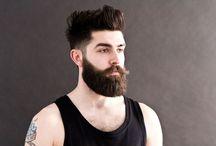 Men's Style + Haircut / NEW BOARD - Men's Hair styles - Fashion  / by Mau Nuncio