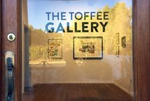 The Toffee Gallery / The Toffee Gallery is a contemporary art project and exhibition space hosting an ongoing series of high-quality curated art exhibitions focusing on the work of artists at the forefront of contemporary art practice in South Africa.